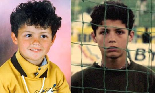 Ngắm ảnh thơ ấu dễ thương của các sao World Cup - Ảnh 9.