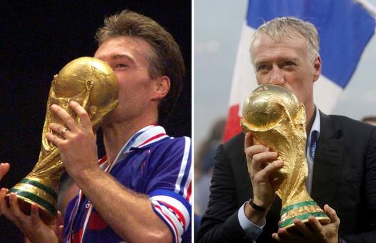 Dân Pháp ăn mừng sáng đêm vì ngôi vương World Cup - Ảnh 12.