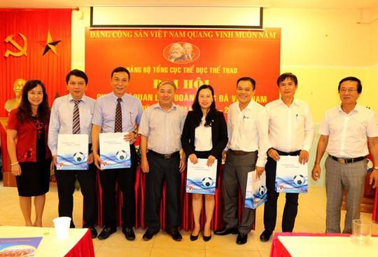 Vi phạm của Chi ủy, Chi bộ VFF: Ông Trần Quốc Tuấn chịu trách nhiệm chính - Ảnh 1.