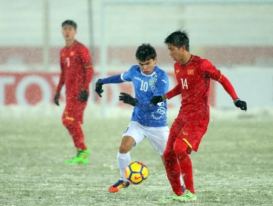 Olympic Việt Nam gọi 1/2 đội HAGL, Hà Nội FC - Ảnh 1.