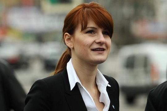 Mỹ bắt người đẹp tóc đỏ Nga bị cáo buộc làm gián điệp - Ảnh 2.