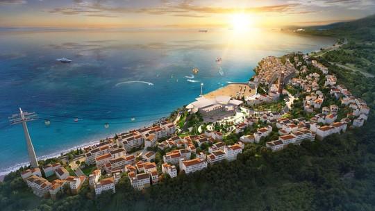 Giải mã phong cách kiến trúc Địa Trung Hải tại Nam Phú Quốc - Ảnh 2.