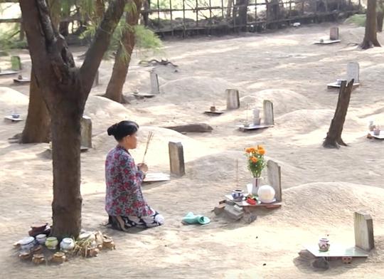 Thêm chuyện ly kỳ từ nghĩa địa cá Ông ở Phước Hải - Ảnh 8.