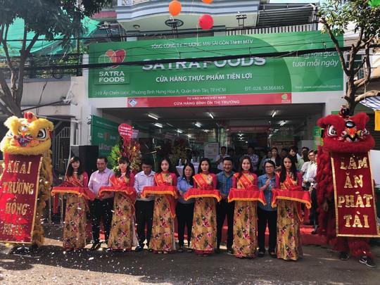 Satrafoods khai trương cửa hàng thứ 190 - Ảnh 1.