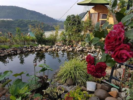 Mê mẩn khu vườn hoa hồng đẹp như mơ ở Đà Lạt - Ảnh 17.