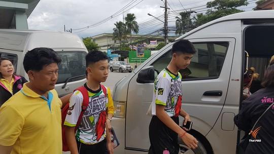 Thái Lan: Nhiều cậu bé muốn trở thành đặc nhiệm SEAL - Ảnh 1.
