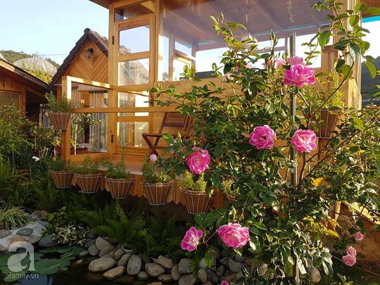 Mê mẩn khu vườn hoa hồng đẹp như mơ ở Đà Lạt - Ảnh 23.