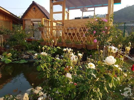 Mê mẩn khu vườn hoa hồng đẹp như mơ ở Đà Lạt - Ảnh 24.