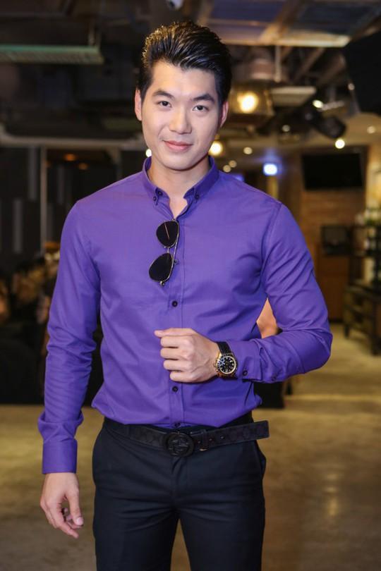 Trương Nam Thành đã kết hôn với người phụ nữ hơn tuổi - Ảnh 1.