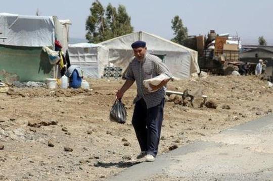 Quân đội Syria áp sát khu vực do Israel kiểm soát - Ảnh 1.