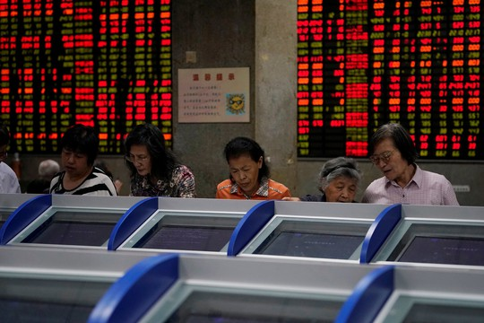Một vụ vỡ nợ lớn ở Trung Quốc - Ảnh 1.