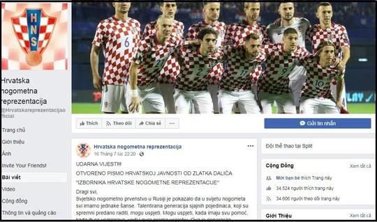 Thực hư chuyện đội tuyển Croatia dùng tiền thưởng làm từ thiện - Ảnh 4.