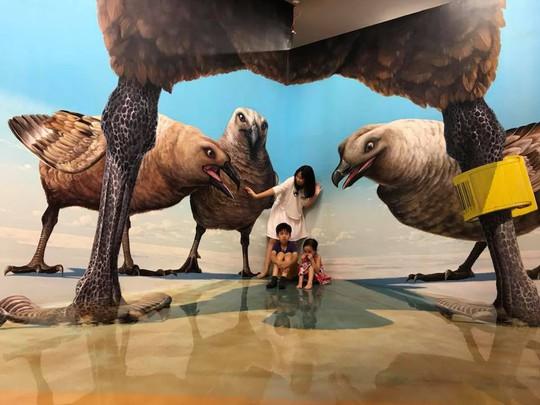 Bảo tàng tranh 3D cuốn hút giới trẻ Sài Gòn - Ảnh 12.