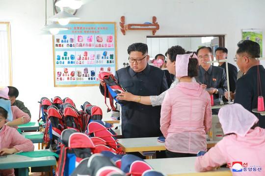 Khi ông Kim Jong-un nổi giận... - Ảnh 1.