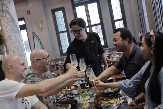 Vietnam House giới thiệu thực đơn độc bản - Ảnh 1.