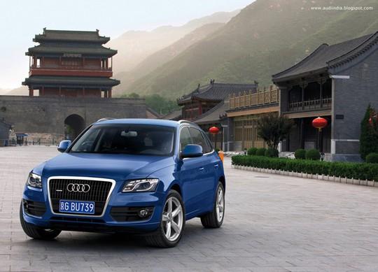 Audi sẽ sản xuất ôtô tại Trung Quốc - Ảnh 2.