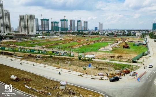 """""""Điểm nóng"""" thị trường nhà đất khu Đông Sài Gòn giờ ra sao? - Ảnh 1."""