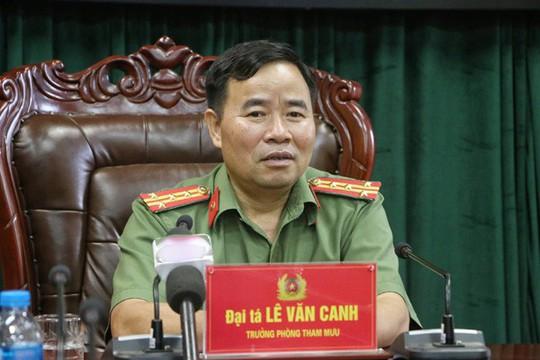 Gian lận điểm thi Hà Giang: Khởi tố, bắt tạm giam ông Vũ Trọng Lương - Ảnh 2.
