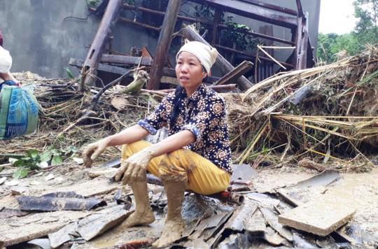 31 người chết và mất tích do mưa lũ - Ảnh 1.