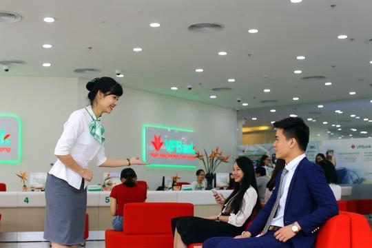 Lợi nhuận tăng mạnh, VPBank tiếp tục duy trì hiệu quả tăng trưởng - Ảnh 1.