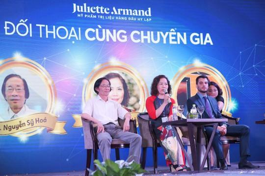 Juliette Armand: Bạn không thể ngừng già đi, nhưng bạn có thể trông trẻ hơn tuổi thật - Ảnh 3.
