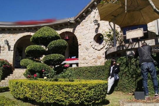 Ngôi biệt thự vua Bảo Đại tặng thứ phi Phi Ánh ở Đà Lạt - Ảnh 8.