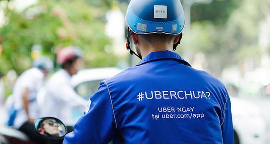 Cục Thuế TP HCM bó tay với tiền nợ thuế của Uber - Ảnh 1.