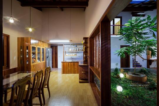 Ngôi nhà mái ngói cấp 4 đẹp như resort khiến nhiều người ước mơ - Ảnh 13.