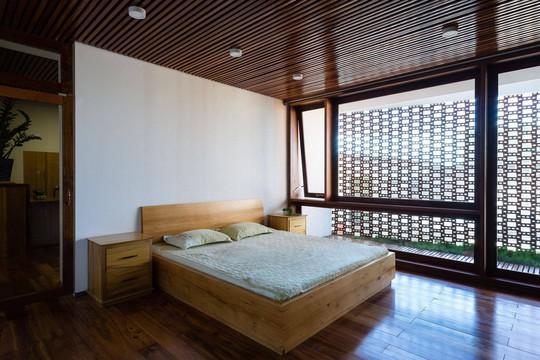 Ngôi nhà mái ngói cấp 4 đẹp như resort khiến nhiều người ước mơ - Ảnh 15.