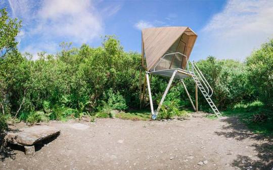 9 ngôi nhà nhỏ khiến bạn bỏ lại thành thị ồn ào để hòa mình vào với thiên nhiên - Ảnh 12.