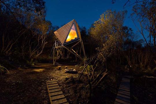 9 ngôi nhà nhỏ khiến bạn bỏ lại thành thị ồn ào để hòa mình vào với thiên nhiên - Ảnh 13.