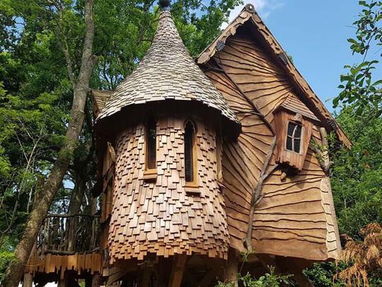 9 ngôi nhà nhỏ khiến bạn bỏ lại thành thị ồn ào để hòa mình vào với thiên nhiên - Ảnh 23.