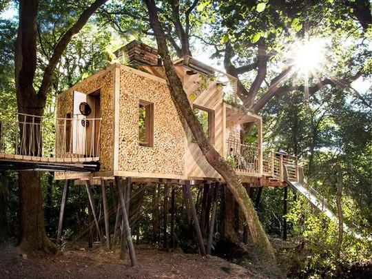 9 ngôi nhà nhỏ khiến bạn bỏ lại thành thị ồn ào để hòa mình vào với thiên nhiên - Ảnh 5.
