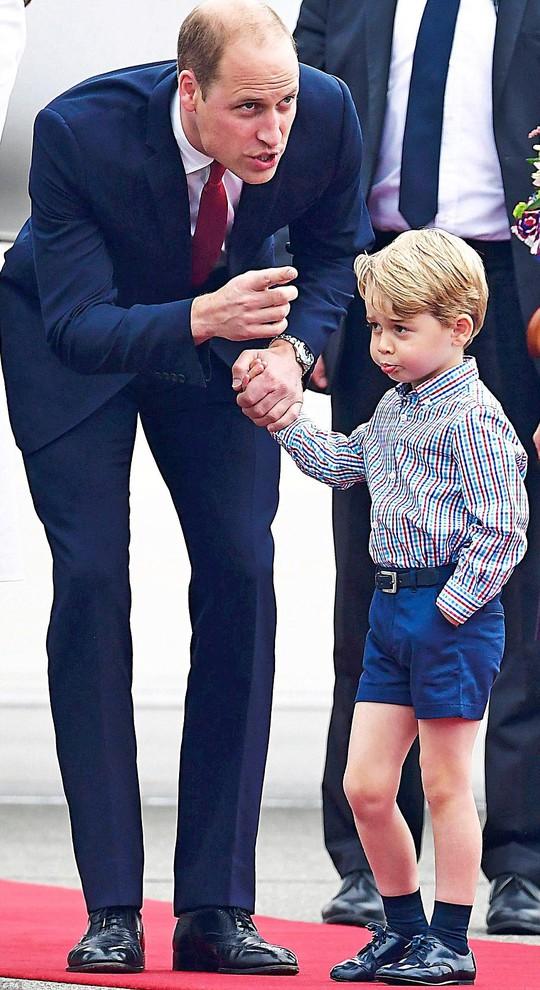 Hoàng tử bé George đón sinh nhật ở Caribe - Ảnh 11.