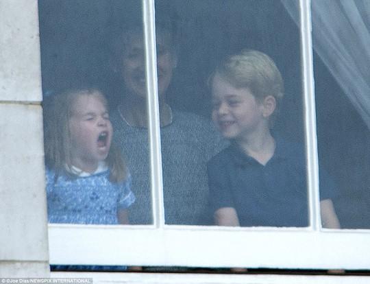 Hoàng tử bé George đón sinh nhật ở Caribe - Ảnh 6.