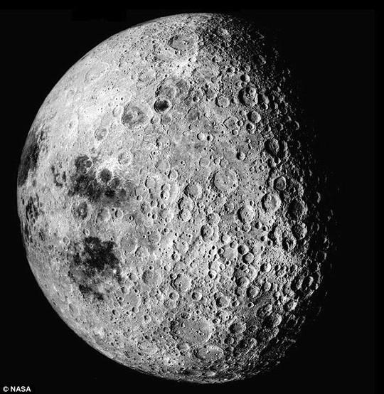 Mặt trăng đã 2 lần có sự sống rồi tận thế! - Ảnh 1.