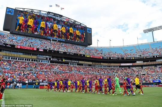 Thủ môn Karius lại hóa tội đồ, Liverpool gục ngã trước Dortmund - Ảnh 2.