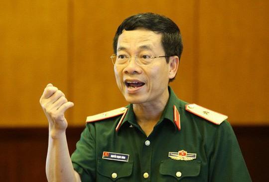 Chủ tịch Viettel Nguyễn Mạnh Hùng làm Bí thư Ban cán sự Đảng Bộ TT-TT - Ảnh 1.