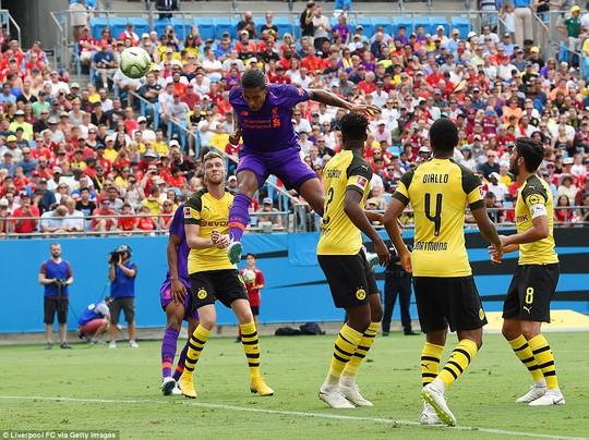 Thủ môn Karius lại hóa tội đồ, Liverpool gục ngã trước Dortmund - Ảnh 3.