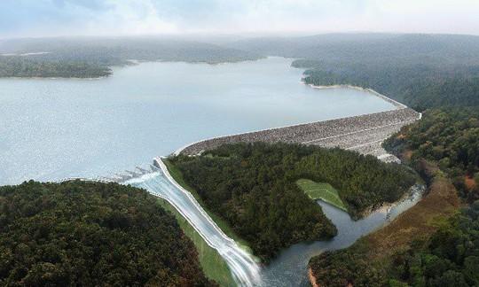 Đại thảm họa vỡ đập thủy điện ở Lào sát mé Việt Nam, cuốn hàng trăm người - Ảnh 8.