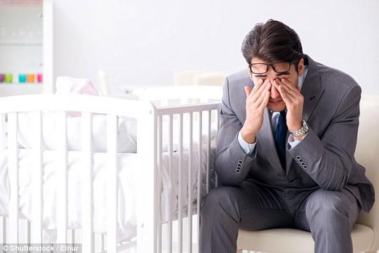 Rất nhiều đàn ông bị trầm cảm sau khi vợ sinh! - 1
