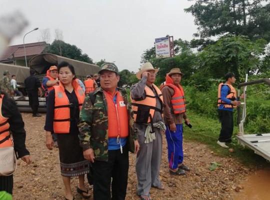Đại thảm họa vỡ đập thủy điện ở Lào sát mé Việt Nam, cuốn hàng trăm người - Ảnh 4.