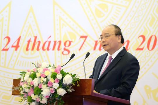 Thủ tướng: Bộ nào chưa được tuyên dương là đang gây phiền hà cho kinh doanh