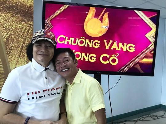 Danh hài Tấn Beo lần đầu làm MC Chuông vàng vọng cổ - Ảnh 4.