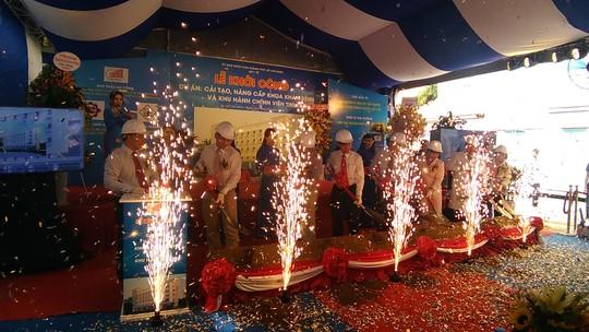 Viện Tim TP HCM xây khu khám mới gần 78 tỉ đồng - Ảnh 2.