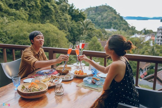 Trải nghiệm những kiểu ăn uống mới lạ ở Thái Lan - Ảnh 11.