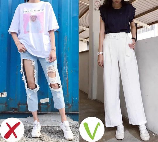 5 loại trang phục nên và không nên mặc nơi công sở - Ảnh 9.