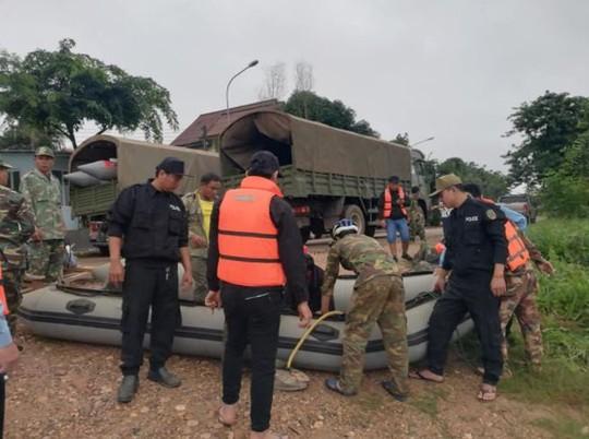 Đại thảm họa vỡ đập thủy điện ở Lào sát mé Việt Nam, cuốn hàng trăm người - Ảnh 2.