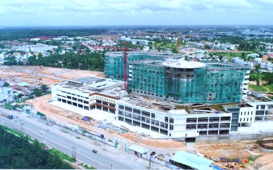 BĐS gần bệnh viện lớn TP HCM giá 370 triệu đồng/m2! - Ảnh 1.