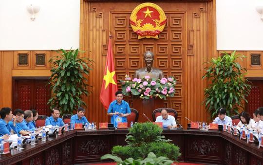 Thủ tướng Nguyễn Xuân Phúc: Tạo điều kiện tối đa để xây dựng thiết chế Công đoàn, phục vụ công nhân - Ảnh 3.